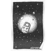 Deep Space Boy Poster
