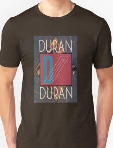 Duran Duran Logo 3 palimas T-Shirt