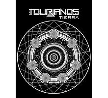 Tourianos Tierra 1 Blanco - Tourians Earth 1 White Photographic Print