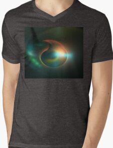 Submersible Mens V-Neck T-Shirt