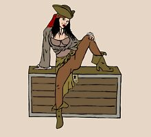 Sexy pirate Unisex T-Shirt
