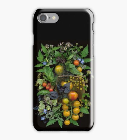 Trout Lily Farmstand iPhone Case/Skin