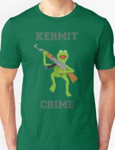 Kermit Crime Unisex T-Shirt