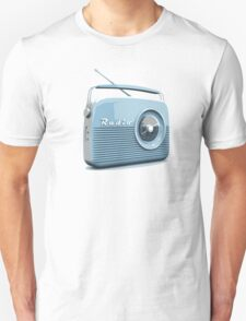 Retro radio Unisex T-Shirt