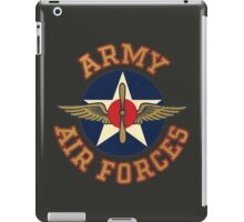 Army Air Forces Emblem  iPad Case/Skin