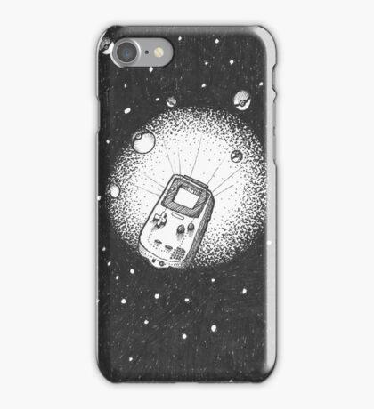 Deep Space Boy iPhone Case/Skin