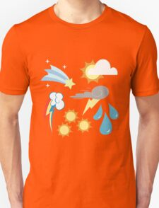 My little Pony - Weather Team Cutie Mark Special T-Shirt