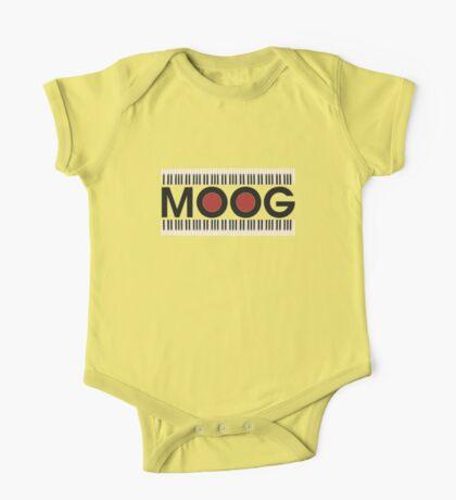 Moog One Piece - Short Sleeve
