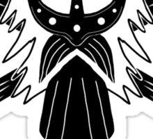 Ulfhednar Black Sticker