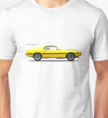 The Shelby Mustang GT350 Unisex T-Shirt