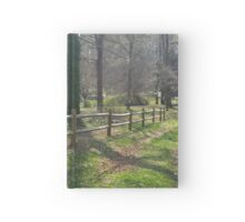 Country Calm Hardcover Journal