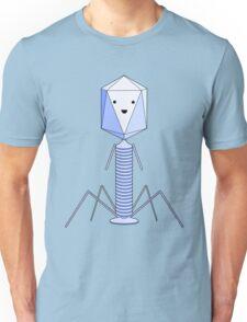 Bacteriophage Unisex T-Shirt
