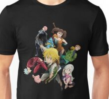 The Seven deadly sins Unisex T-Shirt