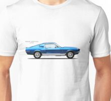 The Shelby Mustang GT500 Unisex T-Shirt