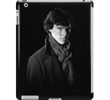 Sherlock Holmes portrait iPad Case/Skin