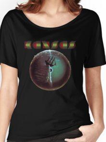 Kansas Band Album Concert Tour 4 Women's Relaxed Fit T-Shirt