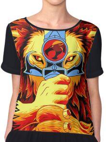 Thundercats Chiffon Top