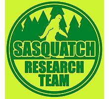 Sasquatch Photographic Print