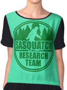 Sasquatch Chiffon Top