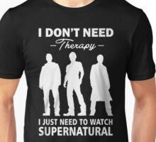 SUPERNATURAL  Unisex T-Shirt