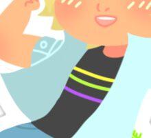Babychub Adrien Agreste Sticker Sticker