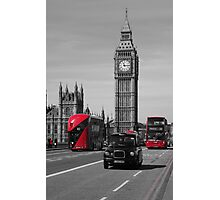 London Photographic Print