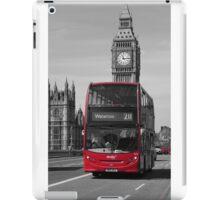 Bus iPad Case/Skin