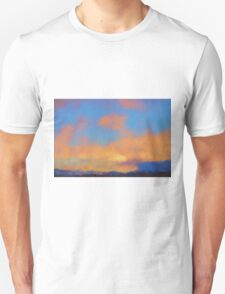 Color Abstraction LVII Unisex T-Shirt