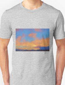 Color Abstraction LVII T-Shirt