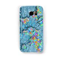 world map abstract 2 Samsung Galaxy Case/Skin