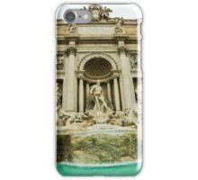 Trevi Fountain iPhone Case/Skin