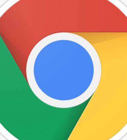 Chrome 2016 Logo Sticker