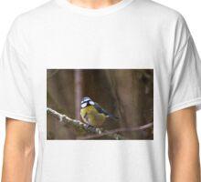 Blue Tit in a tree 2. Classic T-Shirt