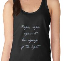 Rage Women's Tank Top