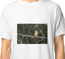 Blue Tit in a tree 1. Classic T-Shirt