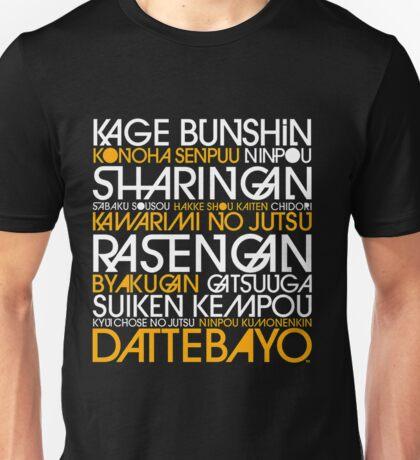 DATEBAYO Unisex T-Shirt