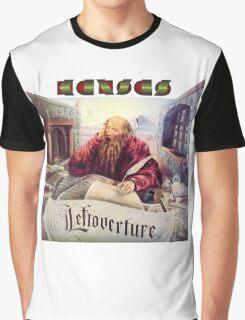 Kansas Band Album Concert Tour 8 Graphic T-Shirt