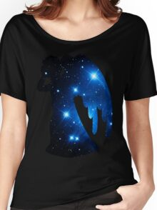 Weeping Angel Galaxy Women's Relaxed Fit T-Shirt