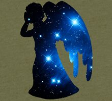 Weeping Angel Galaxy Tri-blend T-Shirt