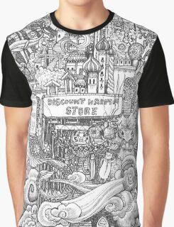 Discount Karma Store Graphic T-Shirt
