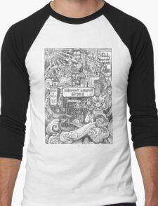 Discount Karma Store Men's Baseball ¾ T-Shirt