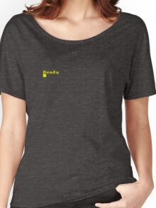 Amstrad CPC prompt Women's Relaxed Fit T-Shirt
