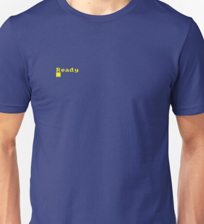 Amstrad CPC prompt Unisex T-Shirt