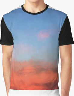 Color Abstraction XLVII - Sunset Graphic T-Shirt