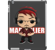 Markiplier Pop! Vinyl Design (Red w/ Headphones) iPad Case/Skin