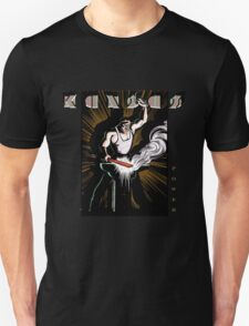 Kansas Band Album Concert Tour 9 Unisex T-Shirt