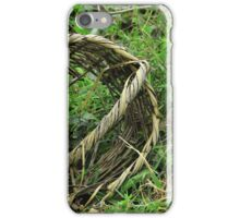 Broken Basket iPhone Case/Skin