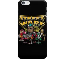 Street Wars iPhone Case/Skin