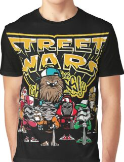Street Wars Graphic T-Shirt