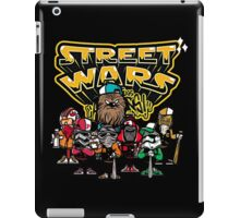 Street Wars iPad Case/Skin
